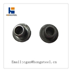 Tee nut black oxide with knurling